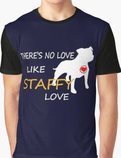 STAFFY LOVE Graphic T-Shirt