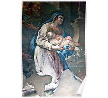 Durnstein Nativity Poster