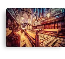 Magnificent Cathedral I Canvas Print