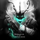 League of Legends - Thresh by Marco Mitolo