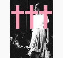 ††† (Crosses) - Pink Variant Unisex T-Shirt