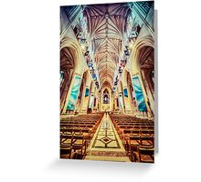 Magnificent Cathedral II2 Greeting Card