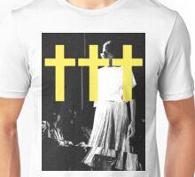 ††† (Crosses) - Yellow Variant Unisex T-Shirt