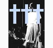 ††† (Crosses) - Blue Variant Unisex T-Shirt