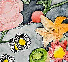 Still Life Garden by jkartlife