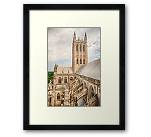 Magnificent Cathedral III Framed Print