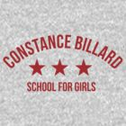 Constance Billard by dare-ingdesign