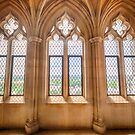 Cathedral Windows by Ray Warren