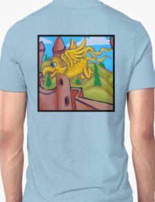 suesslike bird in flight (square) Unisex T-Shirt