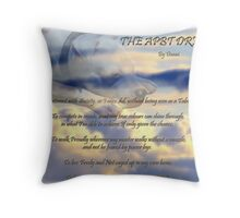 The APBT Dream Throw Pillow