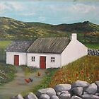 Mourne Cottage by Marion Clarke