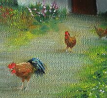 Chickens! by Marion Clarke