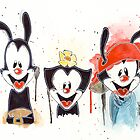 Animaniacs by lukefielding