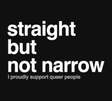 straight ally by ShayleeActually