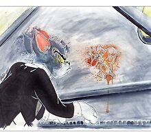 The Cat Concerto by lukefielding
