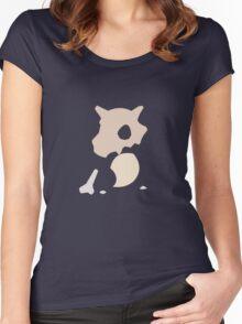 cubone2 Women's Fitted Scoop T-Shirt