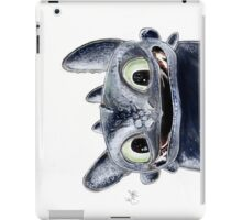 Toothless Upside Down iPad Case/Skin