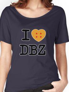I Love DBZ Women's Relaxed Fit T-Shirt