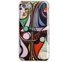 Picasso, Girl Before a Mirror iPhone Case/Skin