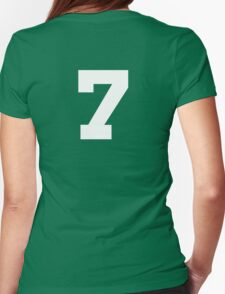 #7 Womens Fitted T-Shirt