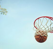 Basketball Shot by Kimberose