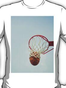 Basketball Shot T-Shirt