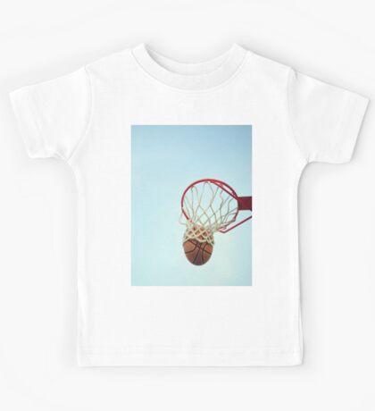 Basketball Shot Kids Tee