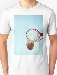 Basketball Shot Unisex T-Shirt