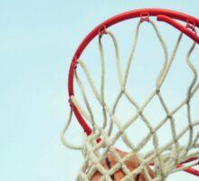 Basketball Shot Sticker