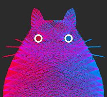 Totoro by fimbisdesigns