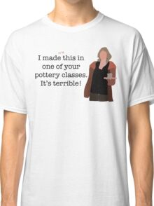 Pottery Class Lady Parks and Recreation Classic T-Shirt