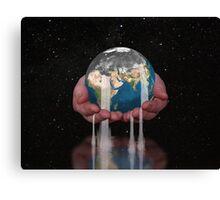 Precious Earth Canvas Print