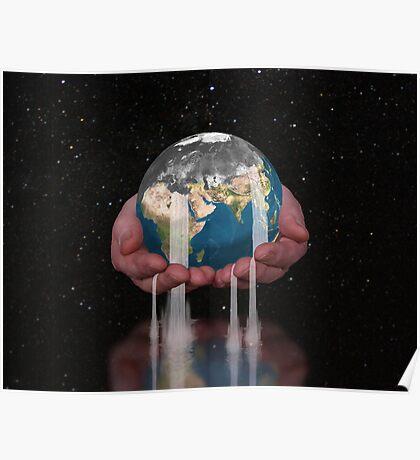 Precious Earth Poster