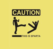 This is Sparta! by HankTheJunk