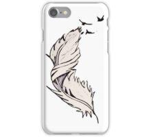 Free Flying iPhone Case/Skin