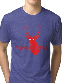Psychostag Tri-blend T-Shirt