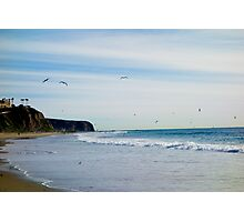 Dana Point Winter Study 1  Photographic Print
