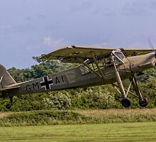 Fieseler Storch 2088 G-STCH by Colin Smedley