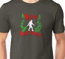 Merry Squatchmas  Unisex T-Shirt