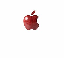 Red Apple iPad Case by Greeney3rd