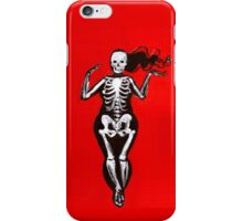 Sexy Skeleton iPhone Case/Skin