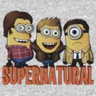 Minion Supernatural by Undernhear