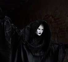 Venetian Carnival: Ghost of Carnival by zinchik