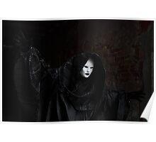 Venetian Carnival: Ghost of Carnival Poster
