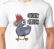 Rockin Pigeon Unisex T-Shirt