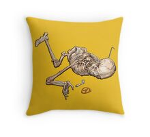 Half Life 3 Confirmed Throw Pillow