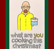 Breaking Christmas Dinner by GarfunkelArt