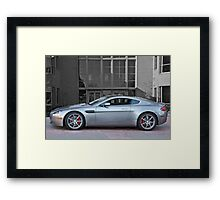 2009 Aston Martin DB 9 II Framed Print