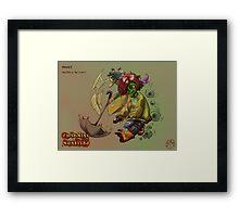 Charming Monsters Framed Print