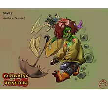 Charming Monsters Photographic Print